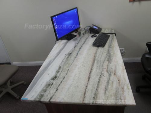 Desert Onyx desk